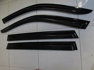 Window Visor For BMW E70 07-13