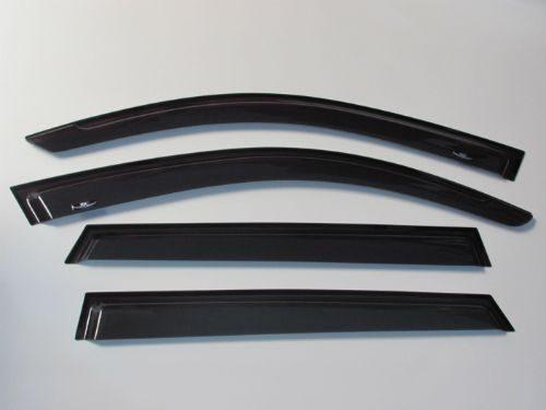 Window Sun Visor Deflector Rain Guard For BMW E84 X1