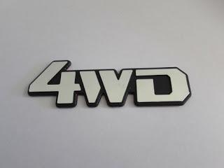 Emblem 4WD CT037-2