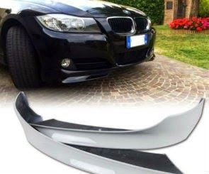 Unpainted BMW E90 LCI OEM Type Front Bumper Kit Splitter