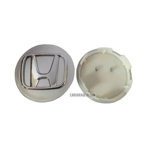 SIZE 70mm SILVER CHROME WHEEL CENTER CAP FOR HONDA ACCORD