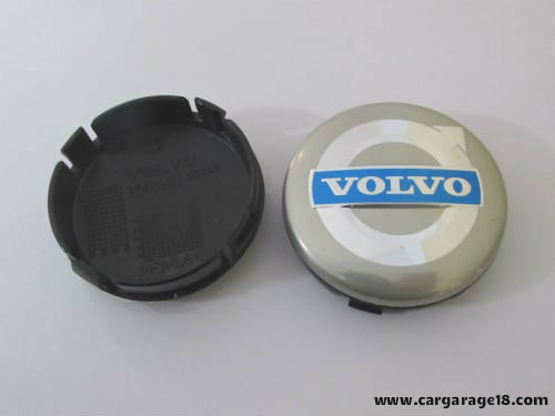 Dop Velg Volvo 65mm Blue