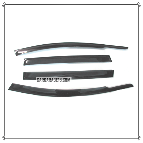WINDOW VISOR FOR PEUGEOT 307 SW CW WAGON 5DR (02-ON)