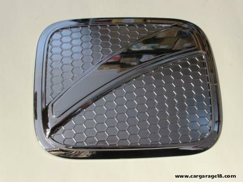 Cover Tank All New Mitsubishi Pajero Sport 2016 Chrome