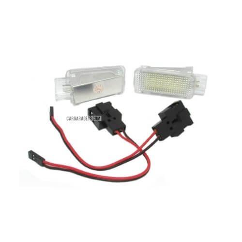 LED LIGHTS COURTESY FOR AUDI A2, A3, A4, A5, A6, A7, A8, RS4, RS6, R8, Q7, TTRS