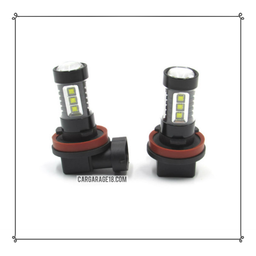 LED FOGLAMP H8/H9/H11 80W