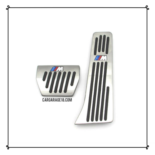 MTECH MATIC PEDAL FOR BMW 3 SERIES NEW, 1 SERIES NEW, X1 SERIES NEW, X5 SERIES (2014) (NO DRILLING NEEDED)
