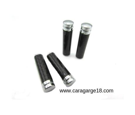 Door Pin Lock Carbon For BMW