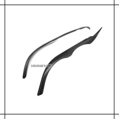 EYESBROW FOR BMW E46 FACELIFT 4D (02-05)