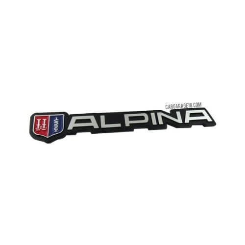 ALPINA LOGO EMBLEM FOR BMW