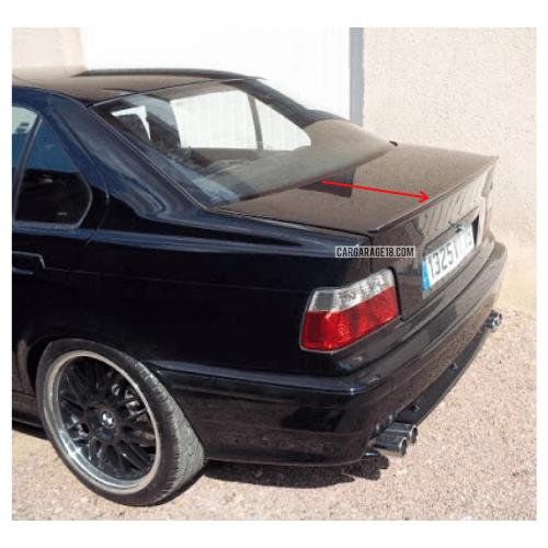 SPOILER POLYURETHANE MATERIALS FOR BMW E36 M3 STYLE