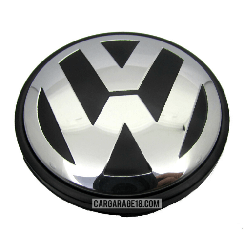 BLACK-AND-WHITE-CONVEX-WHEEL-CENTER-CAP-SIZE-56MM-FOR-VW