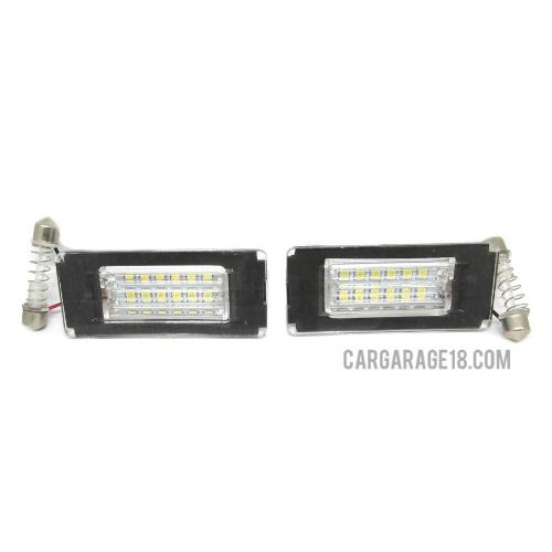 LED LICENSE PLATE NUMBER FOR MINI COOPER R56