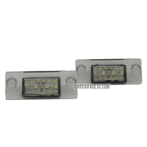 LED LICENSE PLATE NUMBER FOR AUDI A4 B5 (95-01), A3 8L, S5 B5, A3/S3/SPORTBACK (97-03), A4/S4 AVANT (95-99)