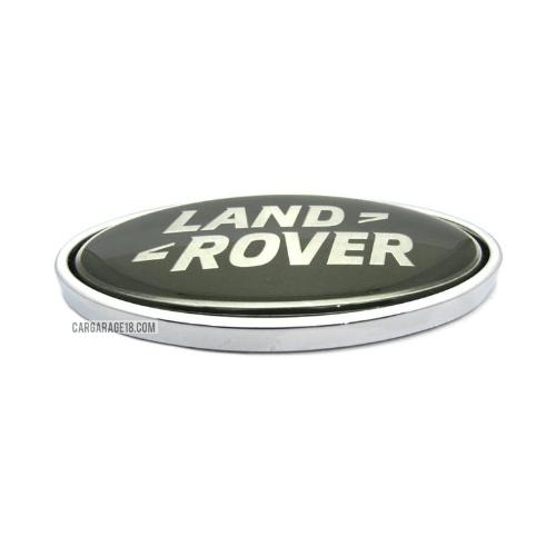GREEN LAND ROVER LOGO EMBLEM SIZE 90x45mm