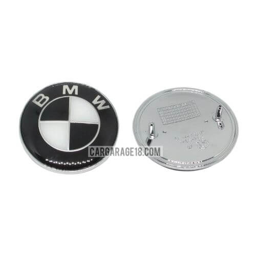 Black-and-White-Hood-or-Trunk-Emblem-Size-83mm