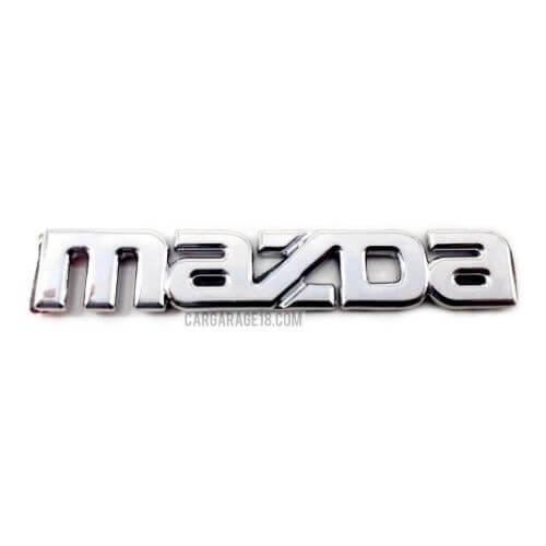 Chrome-Mazda-Letter-Emblem-Size-9x1.7cm