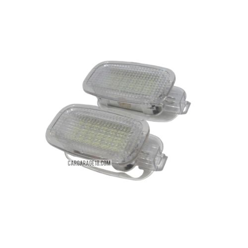 LED COURTESY FOR BENZ W164 5D, X164 5D, W169 5D, C197 2D, W204 4D/5D, X204 5D, C207 2D, W212 4D/5D, W216 2D, W221 4D, R230 2D, W245 5D, W251 5D, W463 2D, W639 5D, FORTWO 2D