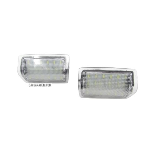 LED COURTESY LAMP FOR BENZ W212, W176, B Class (11-16), W204 2D (11-16), E Class (09-16), E Class T Modell S212, ML Class (11-16), GL Class (13-16), 4 Matic (10-16)