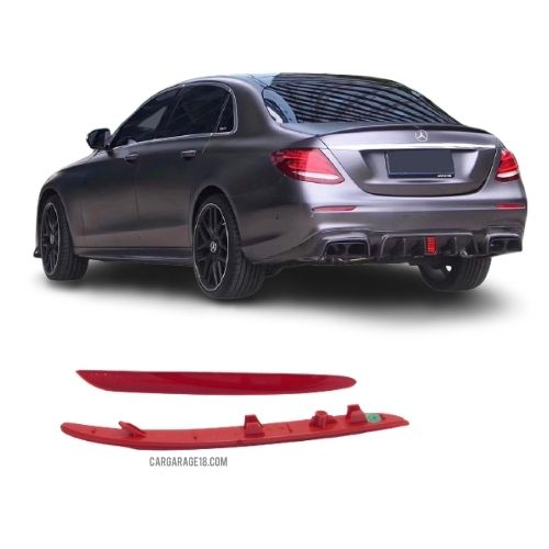 RED REAR REFLECTOR LAMP FOR BENZ W213 - LEFT SIDE