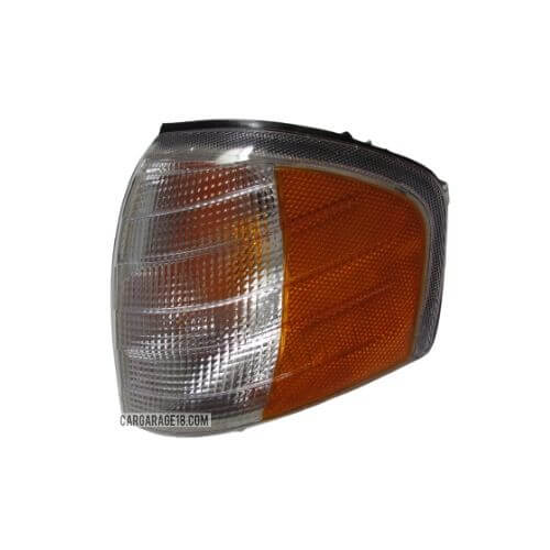 YELLOW WHITE CORNER LAMP FOR BENZ W202, US STYLE - LEFT SIDE