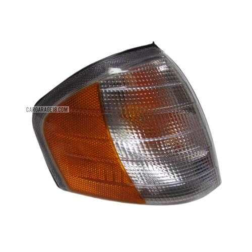 YELLOW WHITE CORNER LAMP FOR BENZ W202, US STYLE - RIGHT SIDE