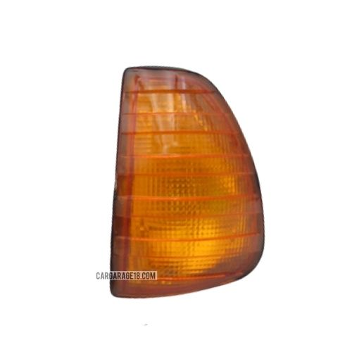 YELLOW CORNER LAMP FOR BENZ W123 - LEFT SIDE