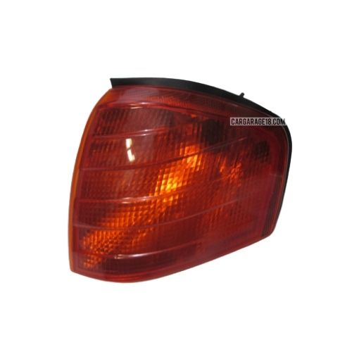 YELLOW CORNER LAMP FOR BENZ W202 - LEFT SIDE