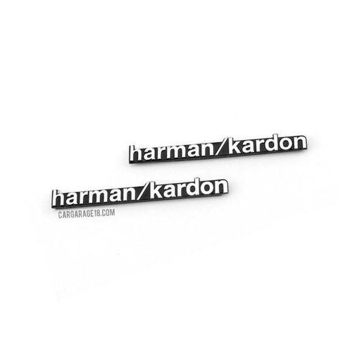HARMAN KARDON SPEAKER EMBLEM SIZE 43x5mm