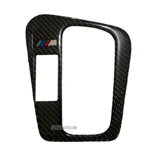 MTECH CARBON FIBER GEAR SHIFTKNOB PANEL INTERIOR FOR BMW E36 A/T