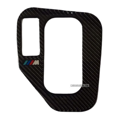 MTECH CARBON FIBER GEAR SHIFTKNOB PANEL INTERIOR FOR BMW E39 A/T