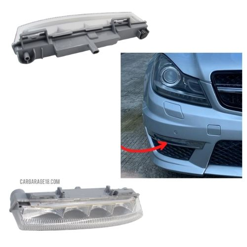 LED DRL FOR BENZ W204, W212, SLK CLASS PAIR