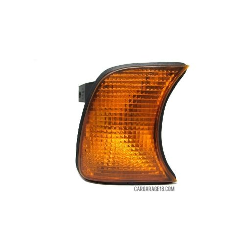YELLOW CORNER LIGHT FOR BMW E34 - RIGHT SIDE