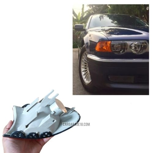 YELLOW CORNER LIGHT FOR BMW E38 FACELIFT 1999-2002 - LEFT SIDE