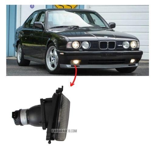 FOG LIGHTS FOR BMW E34 - RIGHT SIDE